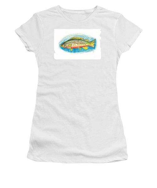 Funky Trout Women's T-Shirt