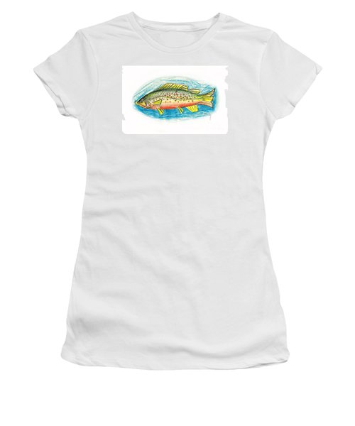 Funky Trout Women's T-Shirt