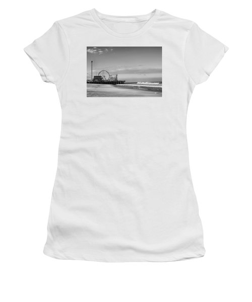 Funtown Pier Seaside Heights New Jersey  Women's T-Shirt (Athletic Fit)