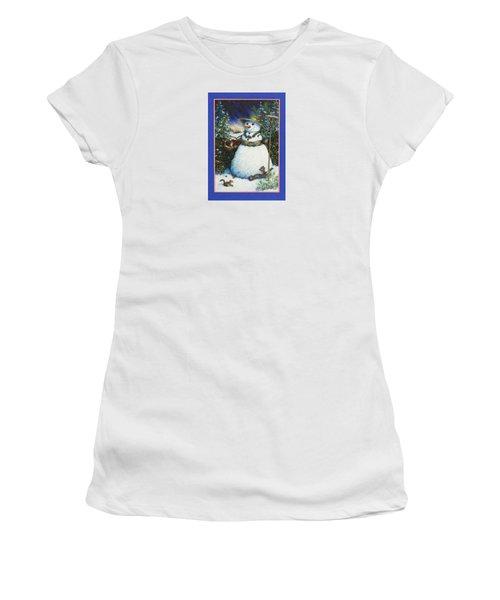 Furry Friends Women's T-Shirt