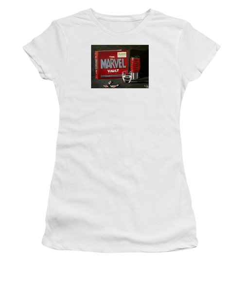 Geek Obssession Women's T-Shirt (Athletic Fit)