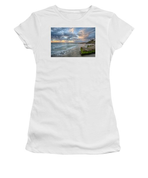 Gentle Sunset Women's T-Shirt (Athletic Fit)