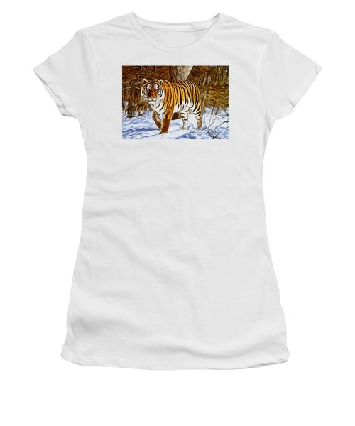 Gently Great Women's T-Shirt (Athletic Fit)