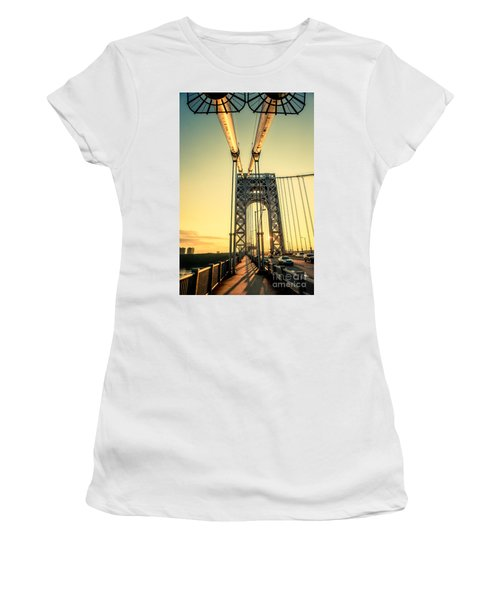 George Washington Sunset Women's T-Shirt