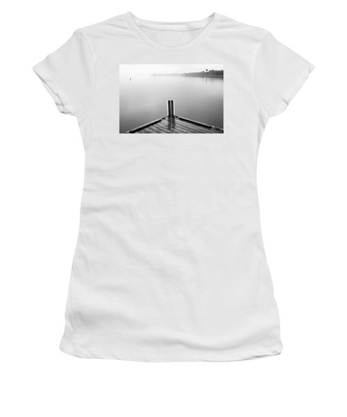 Ghost Women's T-Shirt (Athletic Fit)