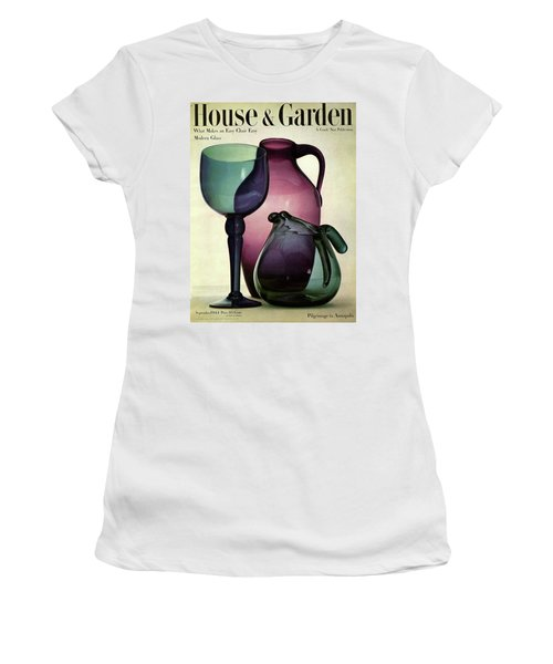 Glass Pieces By Benko Women's T-Shirt