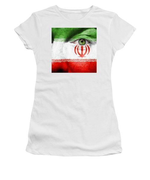 Go Iran Women's T-Shirt