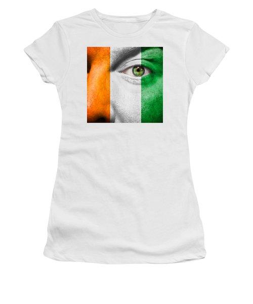Go Ivory Coast Women's T-Shirt