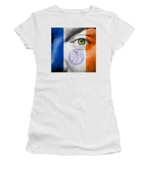 Go New York City Women's T-Shirt