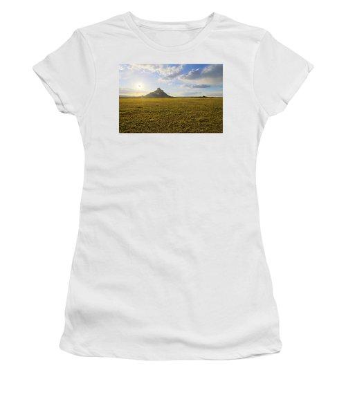 Golden Desert Women's T-Shirt
