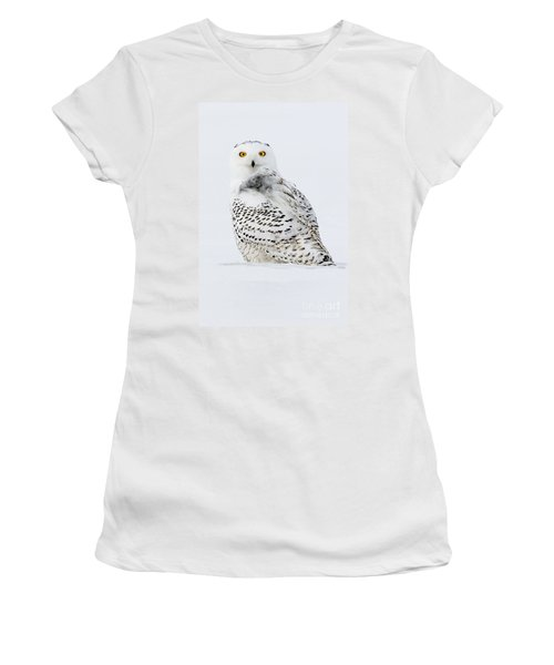 Golden Eyes Women's T-Shirt