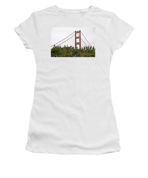 Golden Gate Bridge 1 Women's T-Shirt