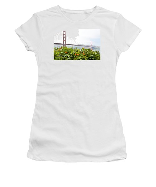 Golden Gate Bridge 2 Women's T-Shirt