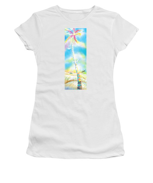 Golden Light Women's T-Shirt (Athletic Fit)
