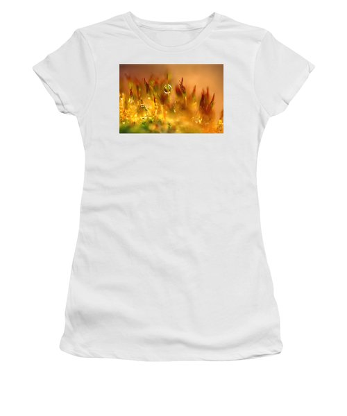 Golden Palette Women's T-Shirt