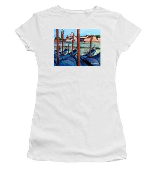 Gondolas Women's T-Shirt