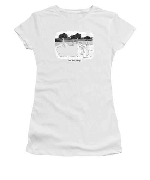 Good Show, Mitty! Women's T-Shirt