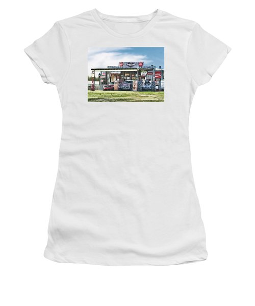 Good Times Not Forgotten Women's T-Shirt (Athletic Fit)