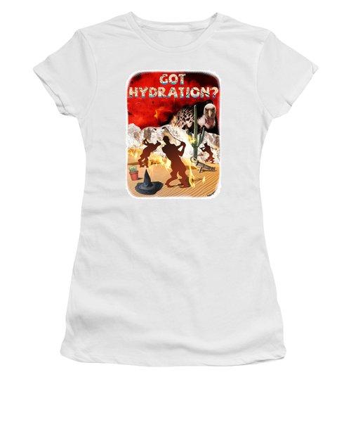 Got Hydration? Women's T-Shirt