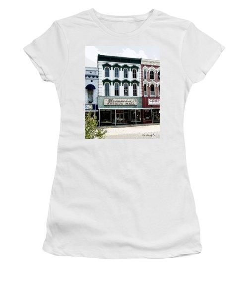 Grapevine Antiques Women's T-Shirt