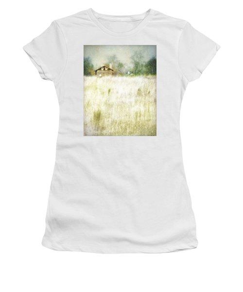 Grasslands Women's T-Shirt (Athletic Fit)