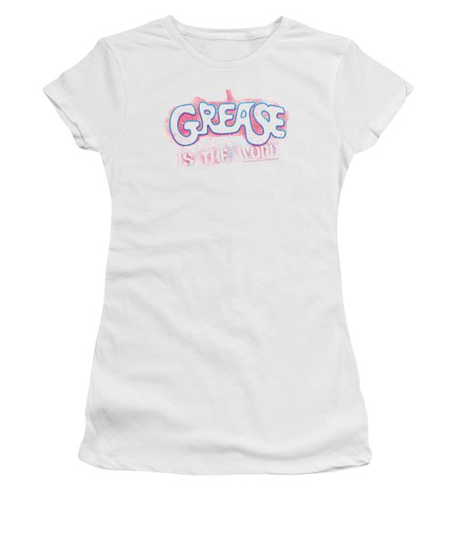 Grease - Grease Is The Word Women's T-Shirt