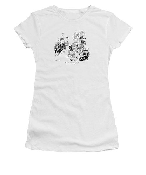 Great Money Scenes! Women's T-Shirt