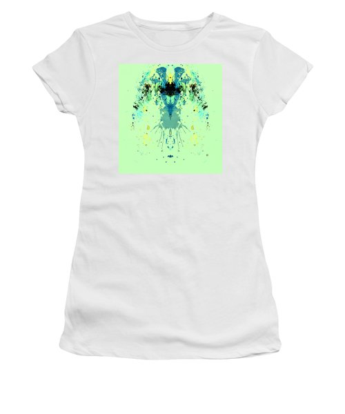 Green Alien Women's T-Shirt
