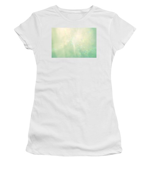 Green Hearts Women's T-Shirt