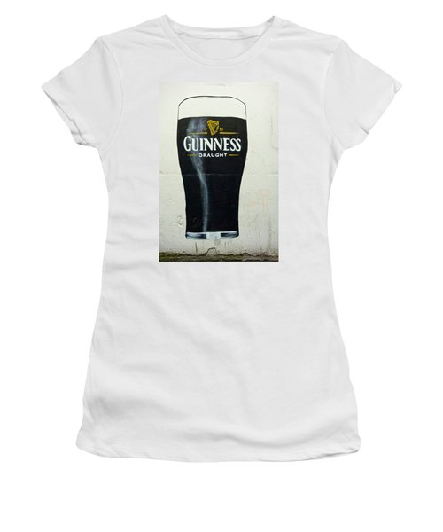 Guinness - The Perfect Pint Women's T-Shirt (Athletic Fit)