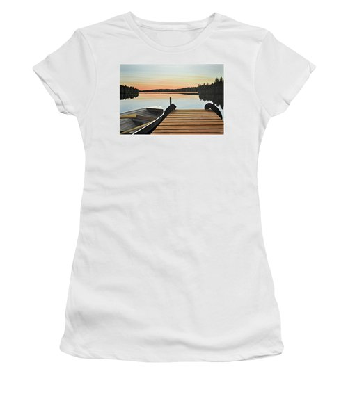 Haliburton Dock Women's T-Shirt