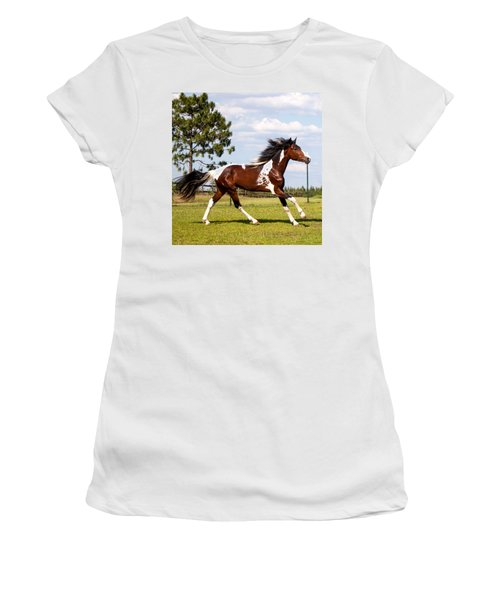 Happy Horse Women's T-Shirt