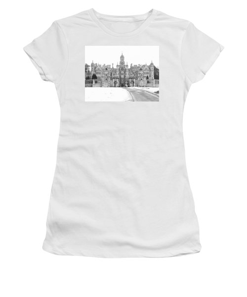 Harlaxton Manor Women's T-Shirt (Athletic Fit)