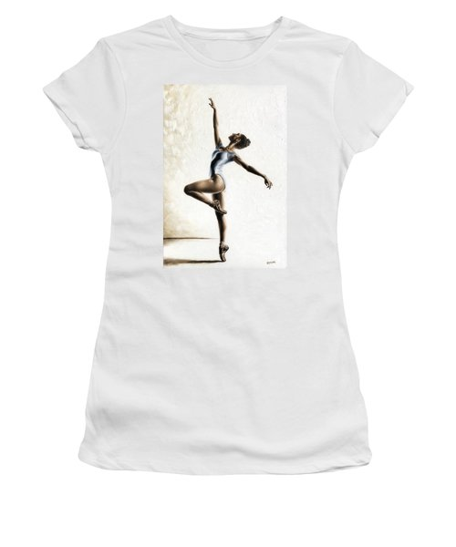 Harmony And Light Women's T-Shirt