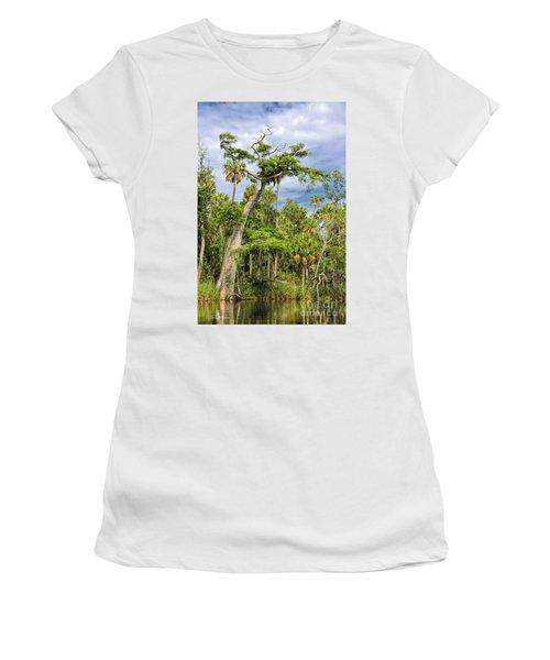 Hatrack Cypress Women's T-Shirt