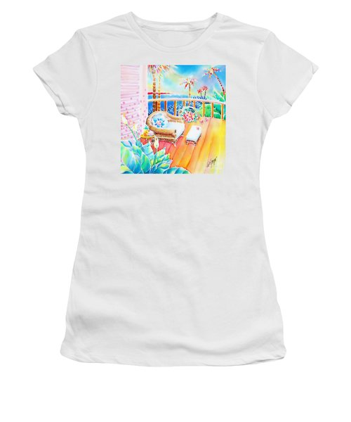 Hawaiian Sunset Women's T-Shirt