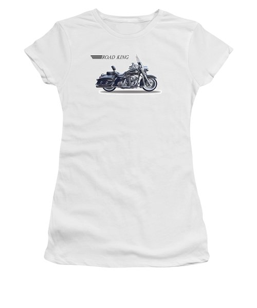 H D Road King Women's T-Shirt (Athletic Fit)