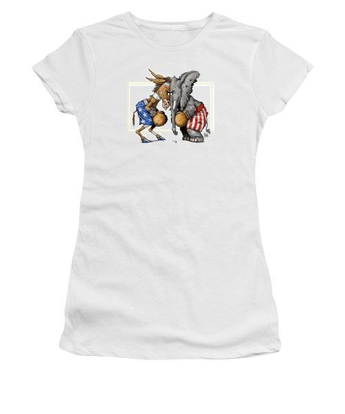 Head To Head Women's T-Shirt