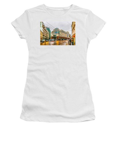 Higher School Of Economics Women's T-Shirt (Athletic Fit)
