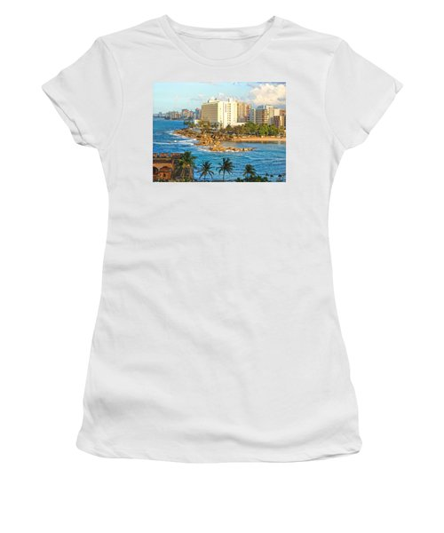 Hilton Conrad Women's T-Shirt (Athletic Fit)