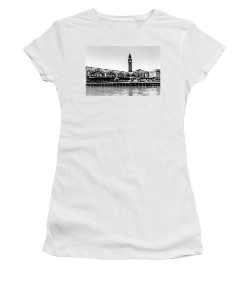 Hoboken Terminal Tower Women's T-Shirt