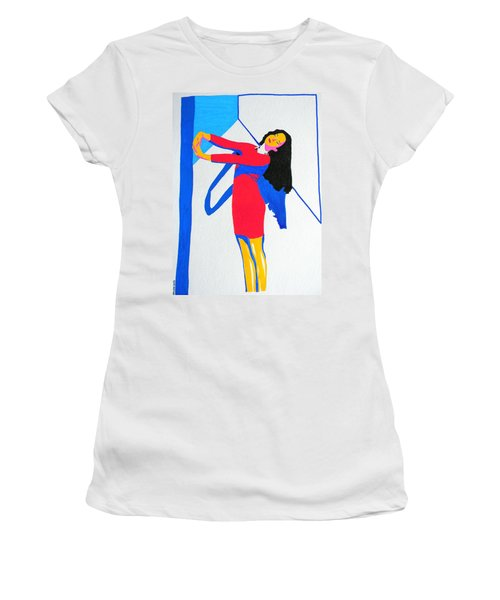 Homage To Carven Women's T-Shirt (Athletic Fit)