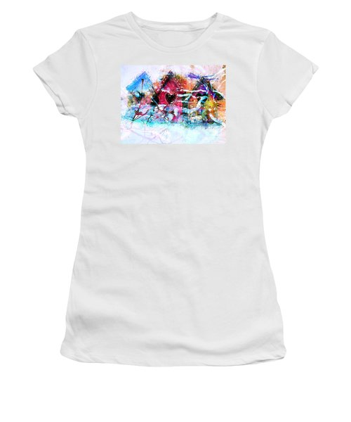 Home Through All Seasons Women's T-Shirt