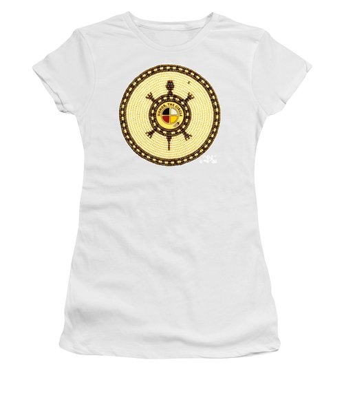 Honor The Circle Women's T-Shirt