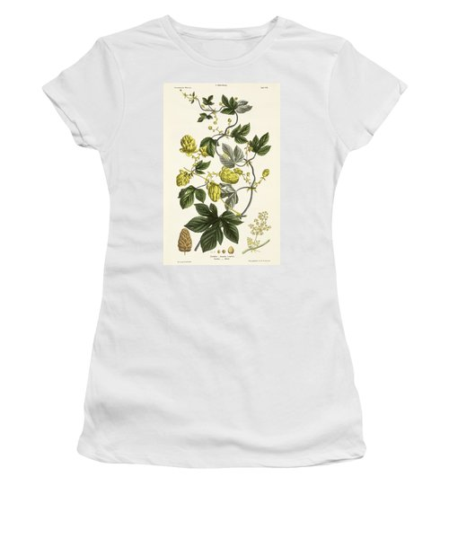 Hop Vine From The Young Landsman Women's T-Shirt