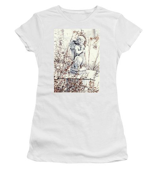 Hope In Winter Women's T-Shirt (Athletic Fit)