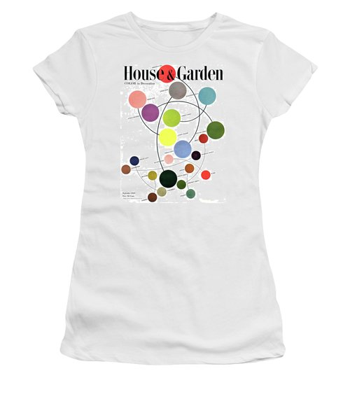 An Illustration Of Color Women's T-Shirt
