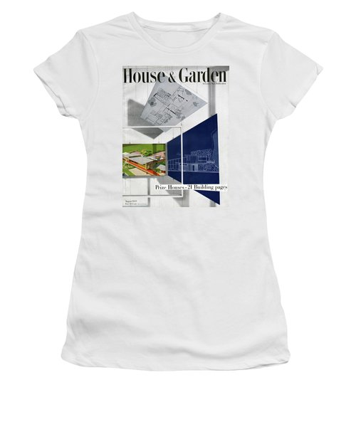 House And Garden Prize House Cover Women's T-Shirt