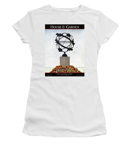 House And Garden Summer Furnishings Number Women's T-Shirt