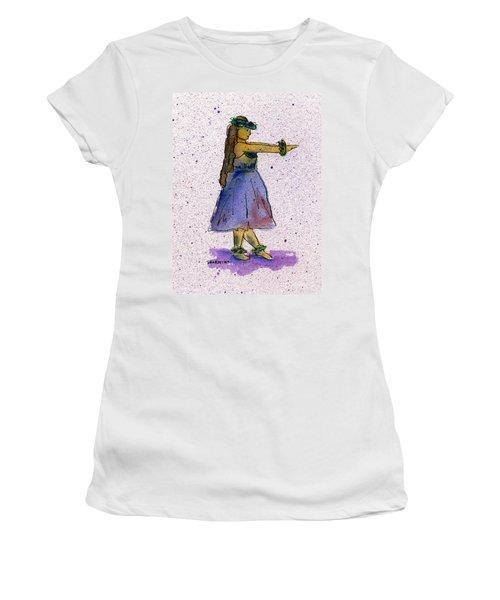 Hula Series Nakine Women's T-Shirt